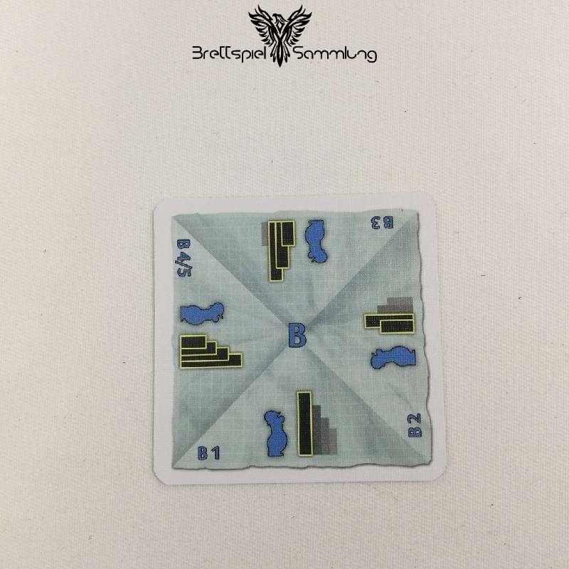 Skyliners Planungskarte Blau B