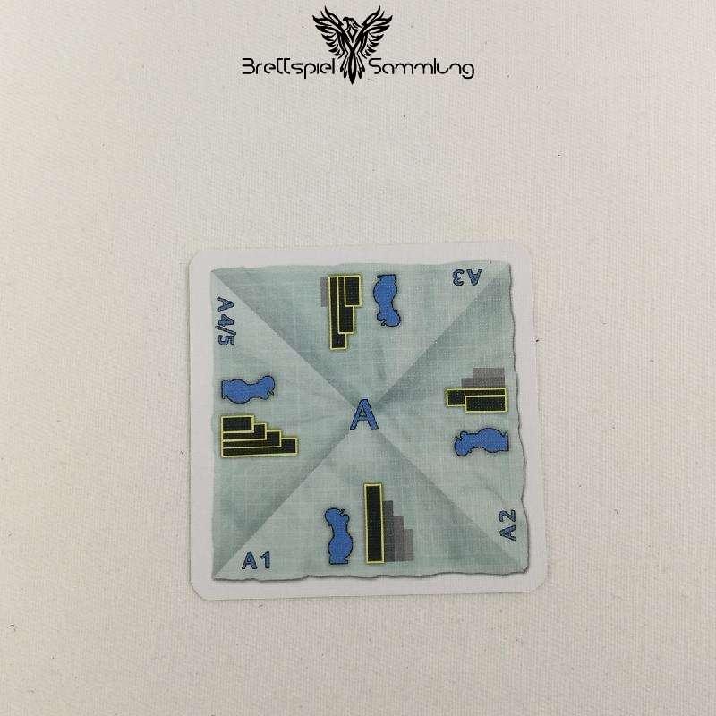 Skyliners Planungskarte Blau A