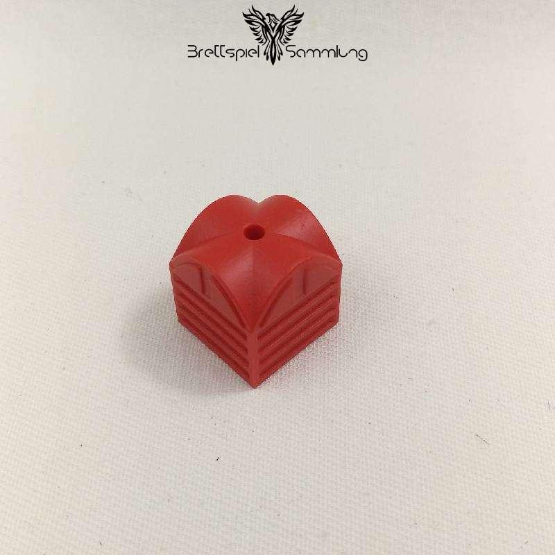 Skyliners Spielstein Dach Rot