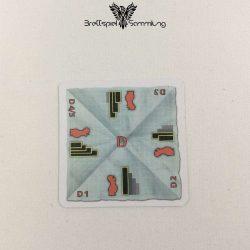 Skyliners Planungskarte Rot D