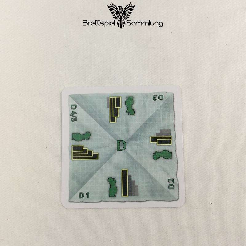 Skyliners Planungskarte Grün D