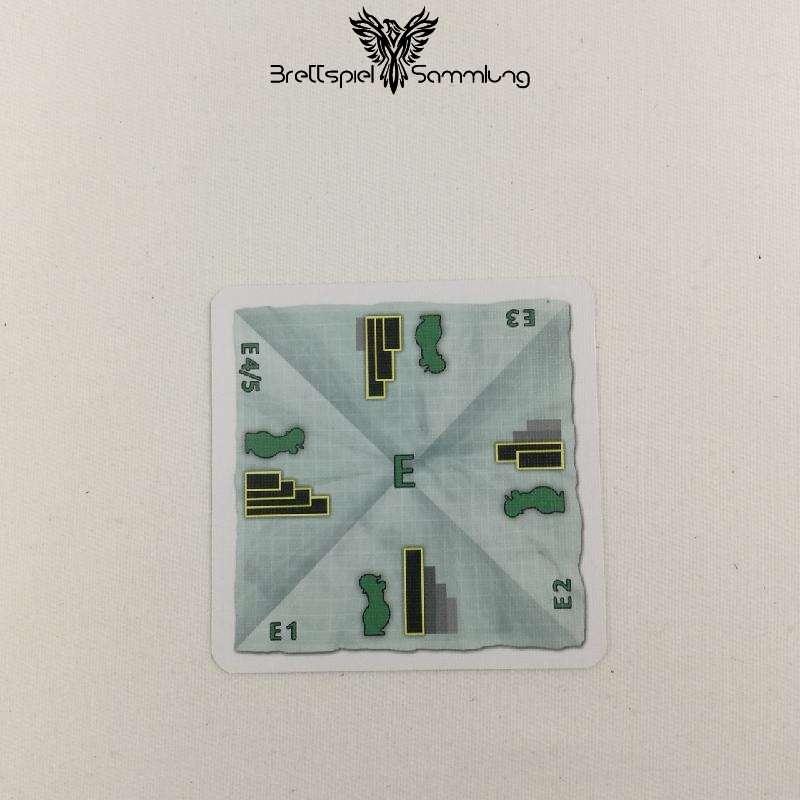 Skyliners Planungskarte Grün E