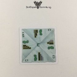 Skyliners Planungskarte Grün C