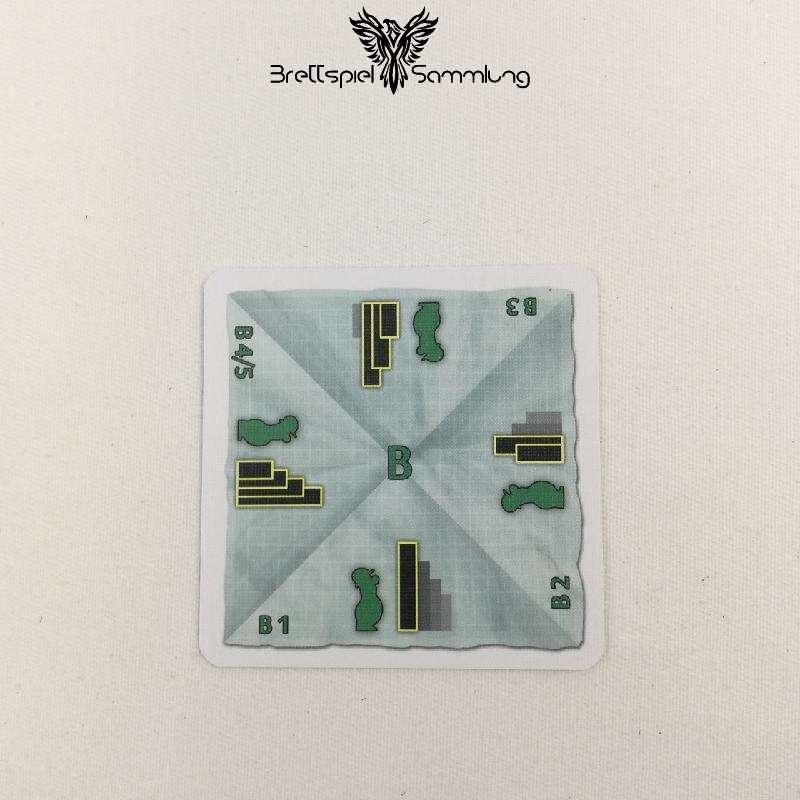 Skyliners Planungskarte Grün B