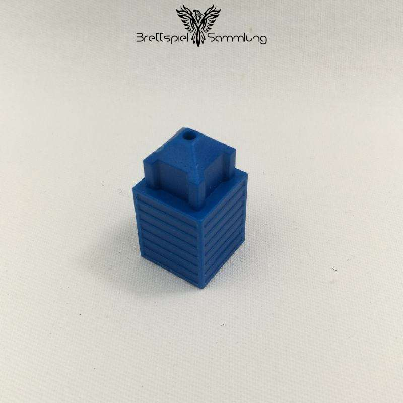 Skyliners Spielstein Stockwerk Blau