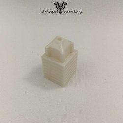 Skyliners Spielstein Stockwerk Weiß