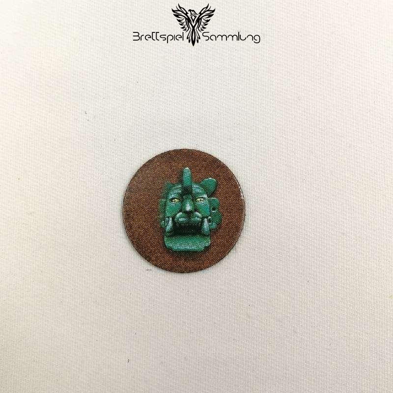 Tikal Schatzplättchen Motiv #1