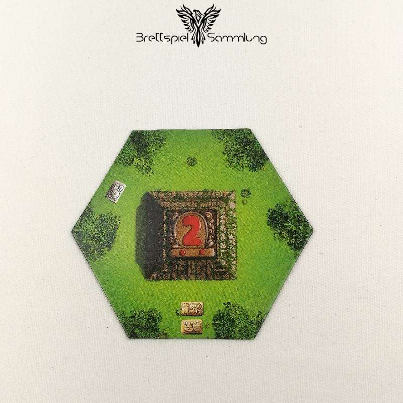 Tikal Geländetafel A Motiv #2