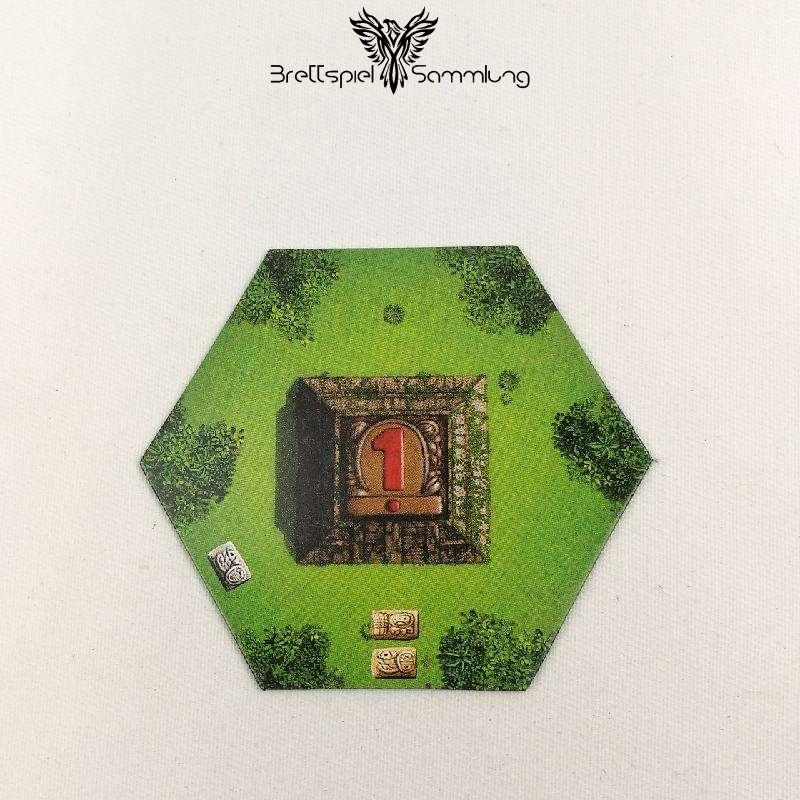Tikal Geländetafel A Motiv #5