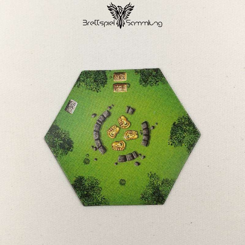Tikal Geländetafel B Motiv #4