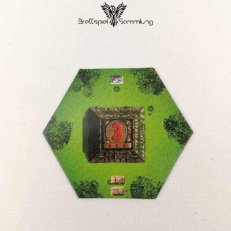 Tikal Geländetafel B Motiv #5