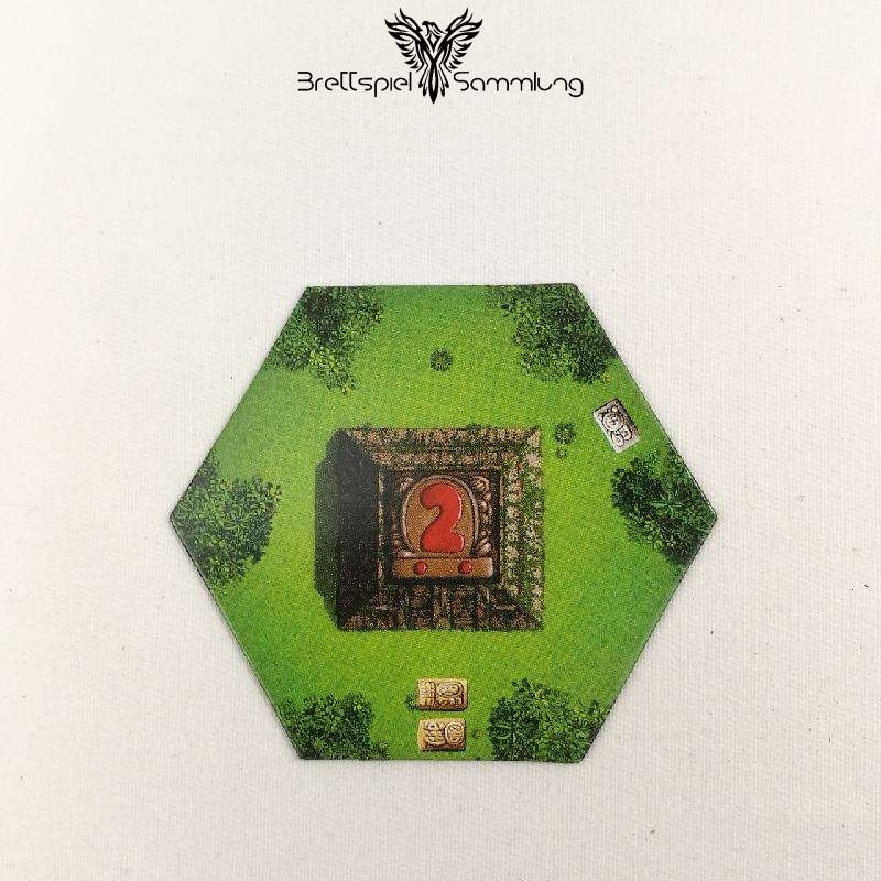Tikal Geländetafel B Motiv #6