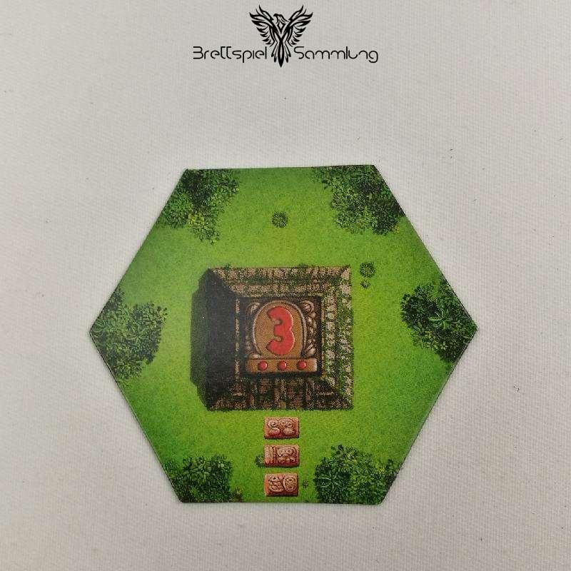 Tikal Geländetafel C Motiv #5