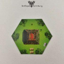 Tikal Geländetafel G Motiv #2