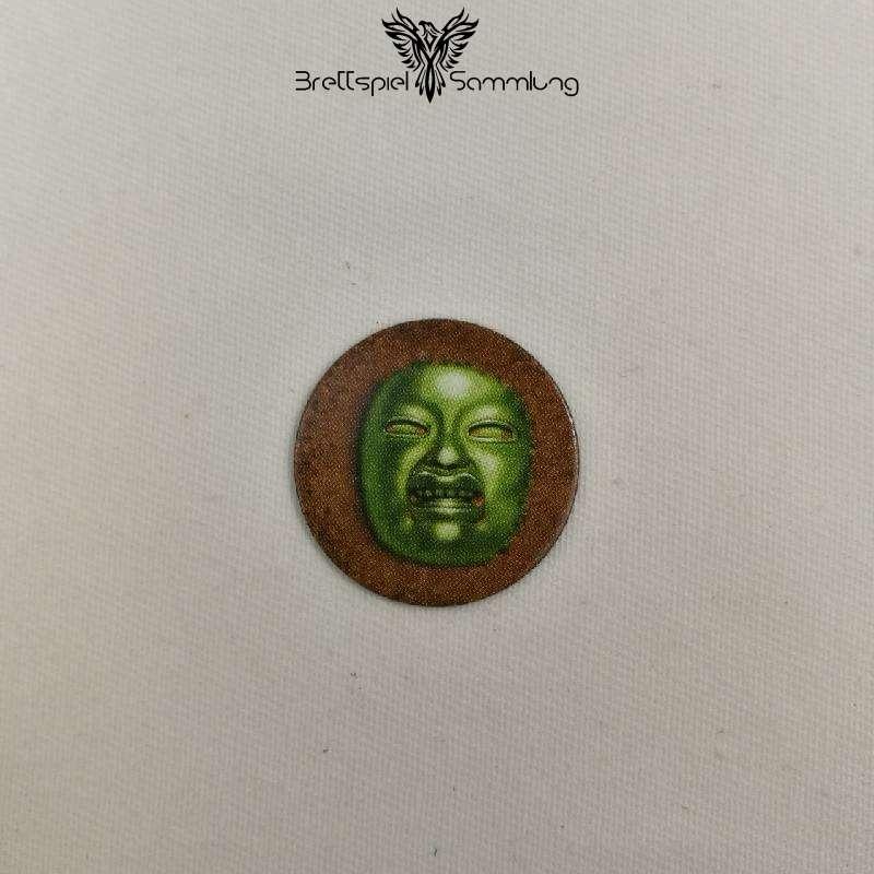 Tikal Schatzplättchen Motiv #8