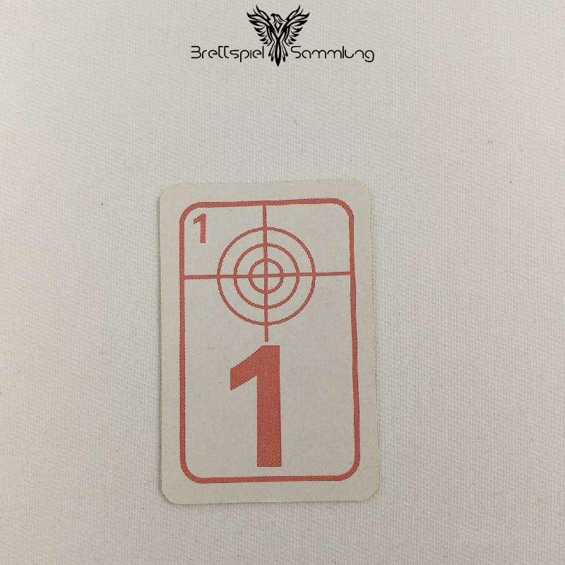 Top Secret Duell Karte Rot 1