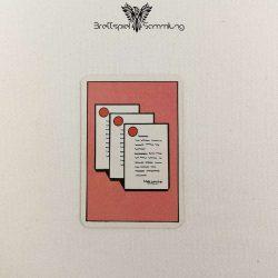 Top Secret Koffer Karte Rot 3 Staatsgeheimnisse