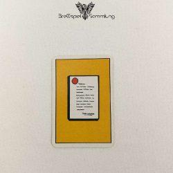Top Secret Koffer Karte Gelb 1 Staatsgeheimnis