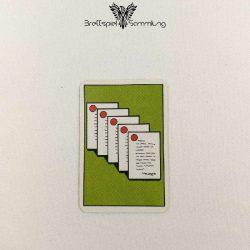 Top Secret Koffer Karte Grün 5 Staatsgeheimnisse