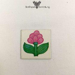 Vier Erste Spiele Bildkärtchen Blume