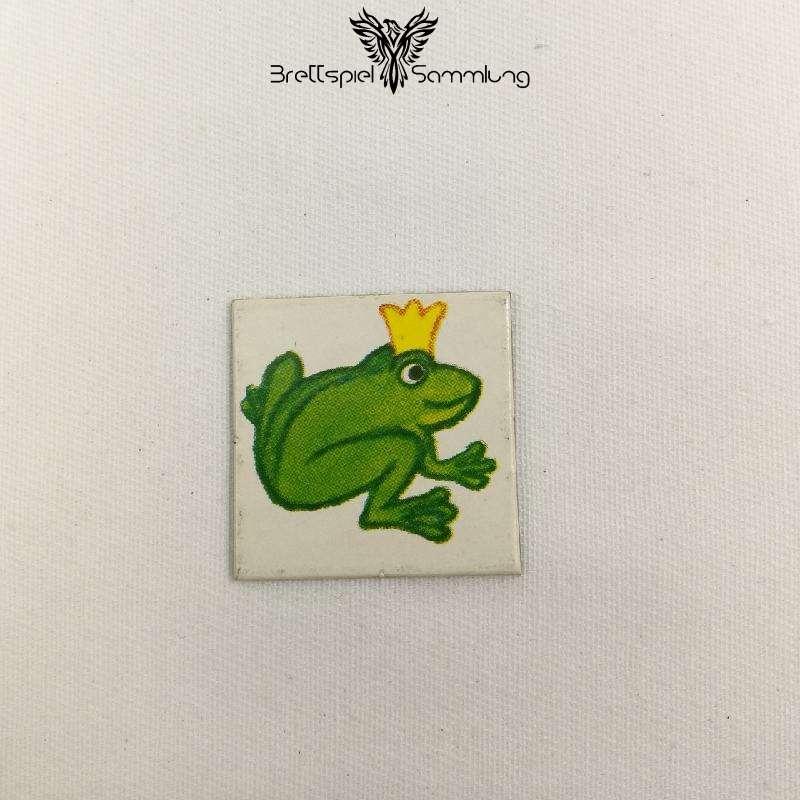 Vier Erste Spiele Bildkärtchen Froschkönig