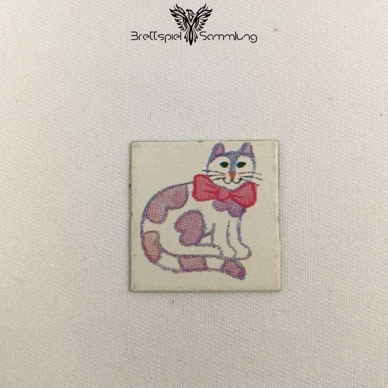 Vier Erste Spiele Bildkärtchen Katze