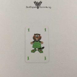 Mein Lieber Biber Laufkarte 1 Biber Grün