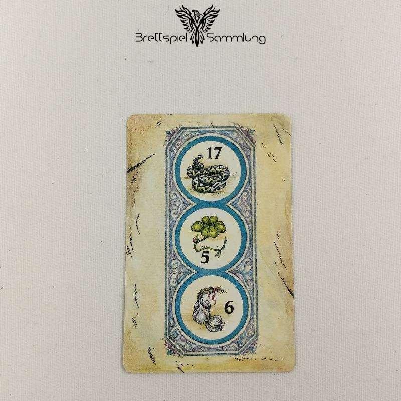 Das Labyrinth Der Meister Rezeptkarte Motiv #8