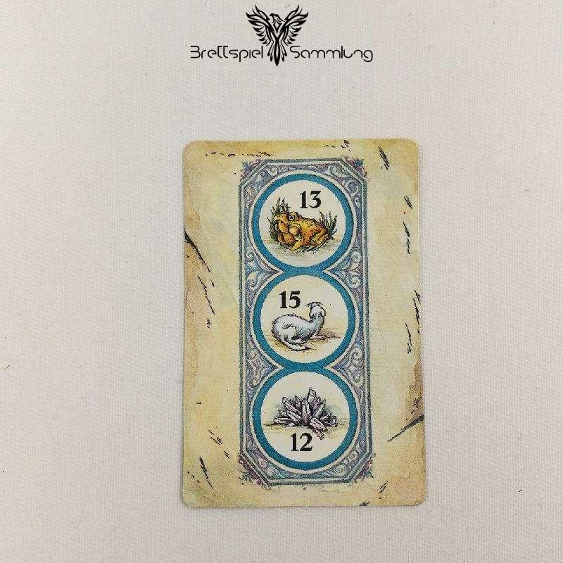 Das Labyrinth Der Meister Rezeptkarte Motiv #9
