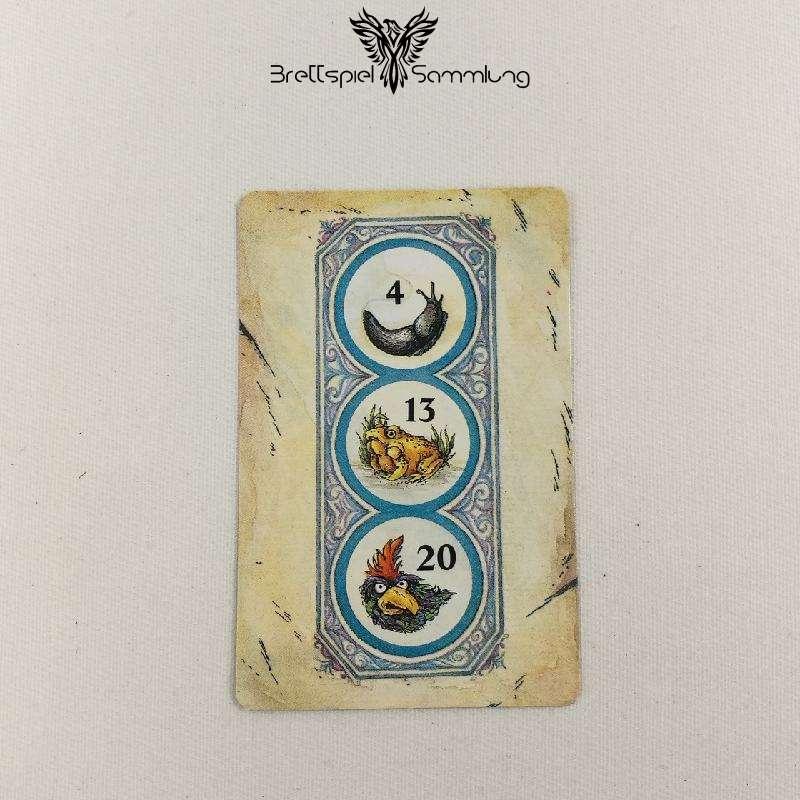 Das Labyrinth Der Meister Rezeptkarte Motiv #11