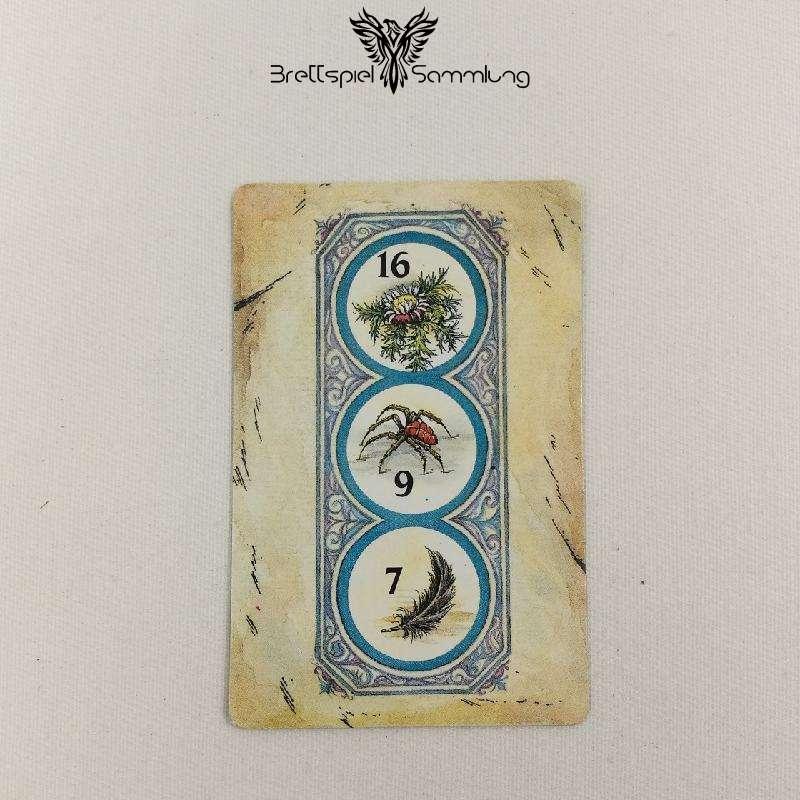 Das Labyrinth Der Meister Rezeptkarte Motiv #13
