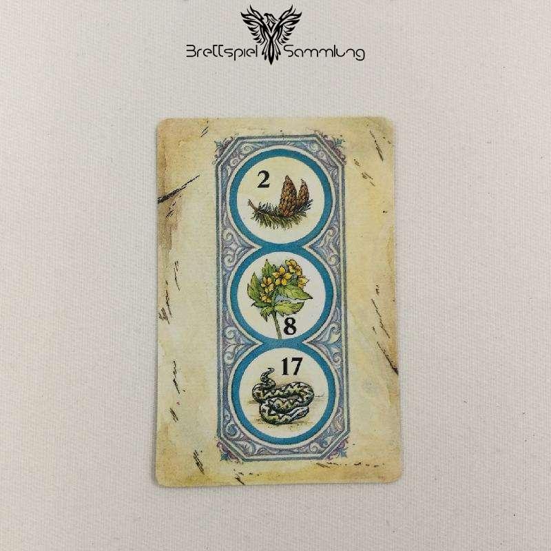 Das Labyrinth Der Meister Rezeptkarte Motiv #21