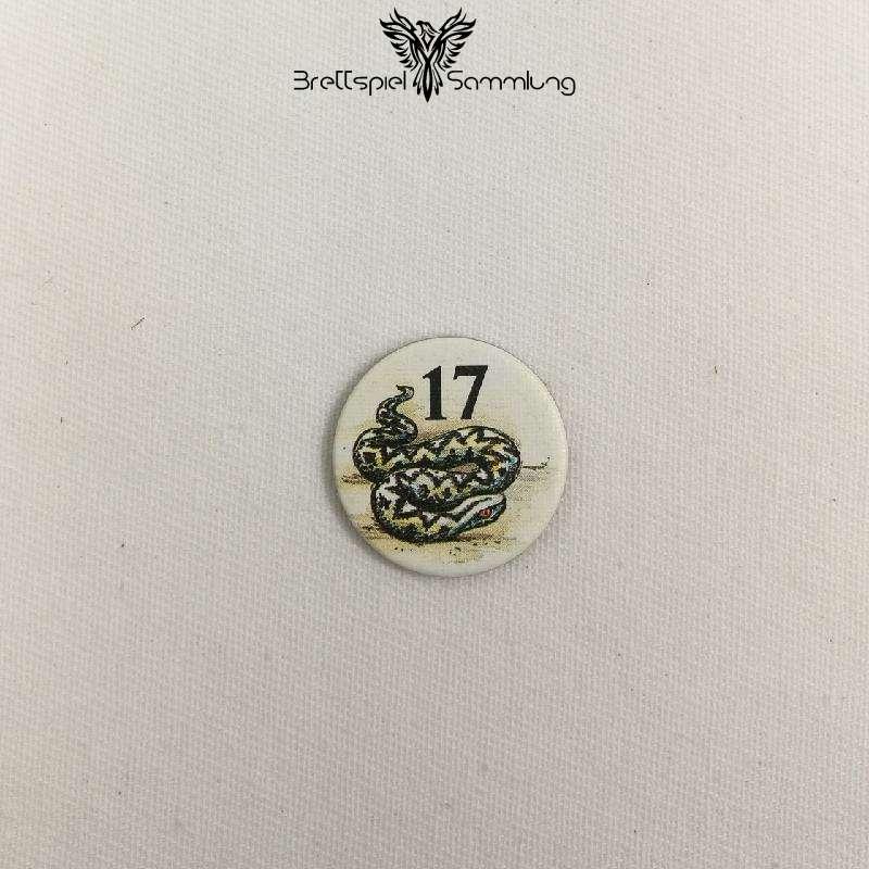 Das Labyrinth Der Meister Bildscheibe Zauberding #17