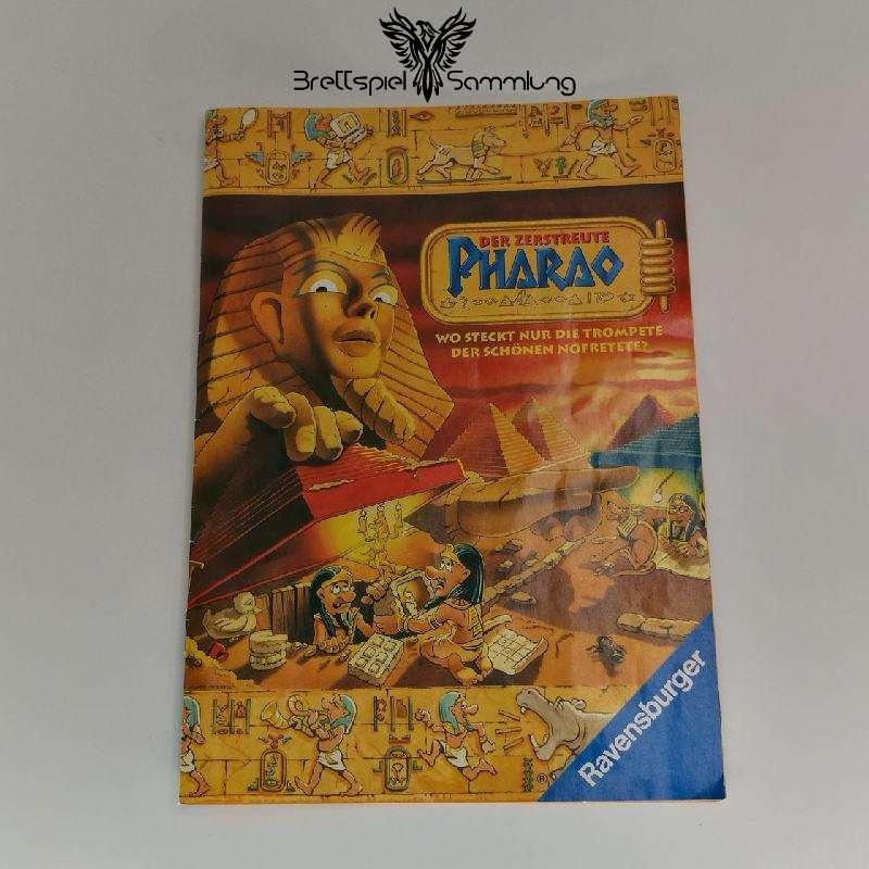 Spielanleitung Der Zerstreute Pharao