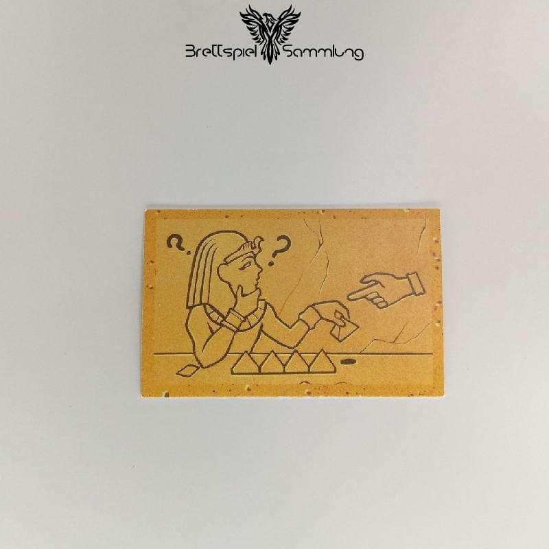 Der Zerstreute Pharao Suchkarte Motiv #5