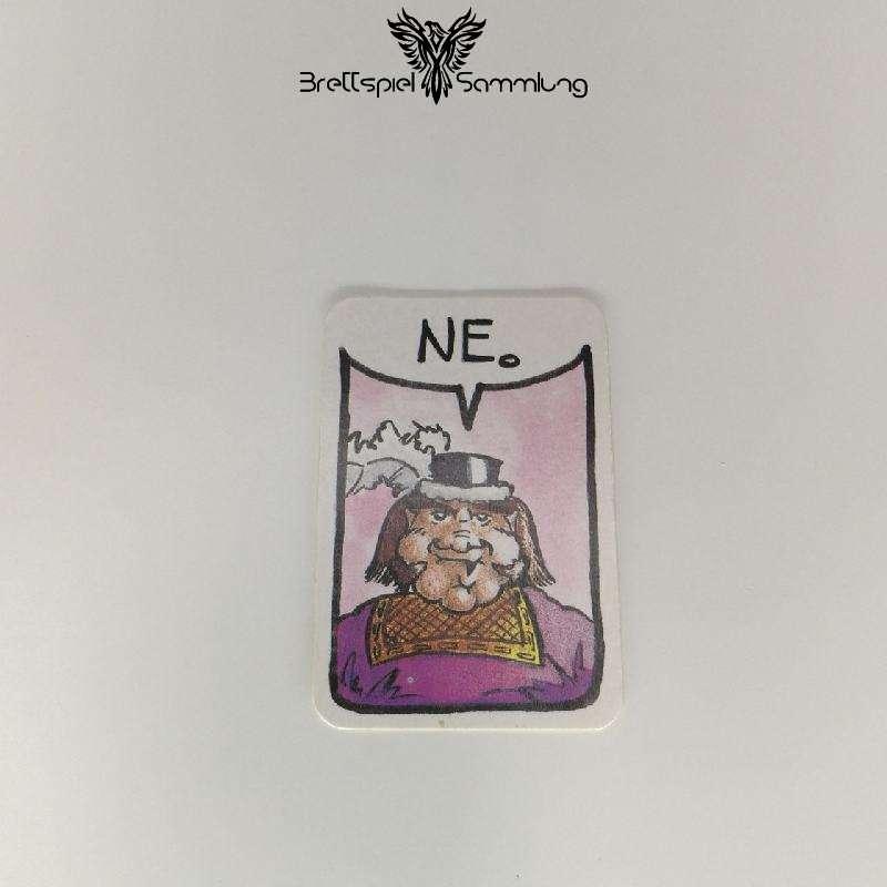 Drunter & Drüber Schildbürger Karte 3 Motiv #7
