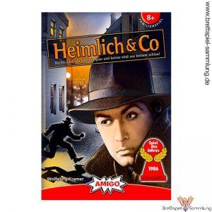 Brettspiel Sammlung Heimlich Und Co