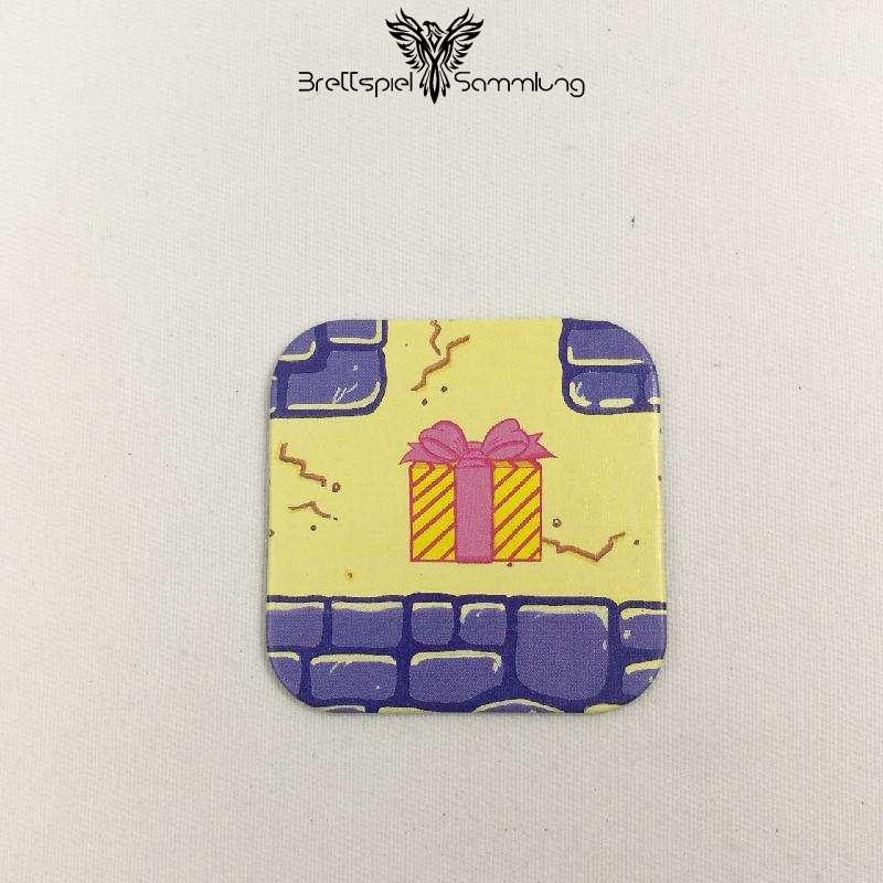 Junior Labyrinth Gänge Karte Motiv Geschenk