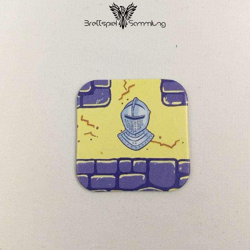Junior Labyrinth Gänge Karte Motiv Ritter