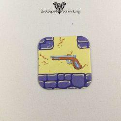 Junior Labyrinth Gänge Karte Motiv Gewehr