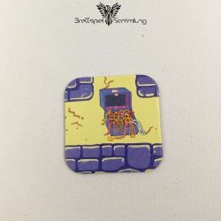 Junior Labyrinth Gänge Karte Motiv Schatztruhe