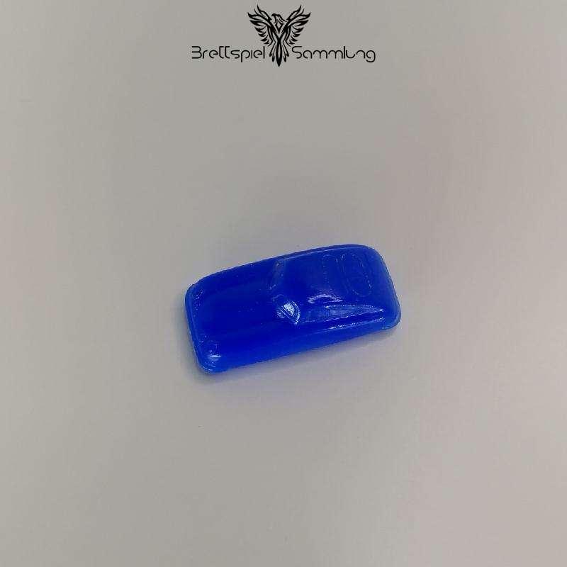 Stop & Go Verkehrsspiel Auto Blau