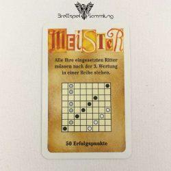 Torres Meister Karte Orange Motiv #1