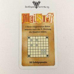 Torres Meister Karte Orange Motiv #2