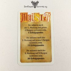 Torres Meister Karte Orange Motiv #4