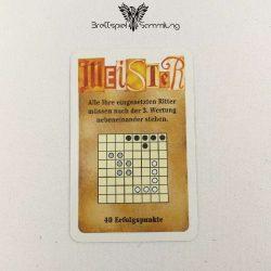 Torres Meister Karte Orange Motiv #7
