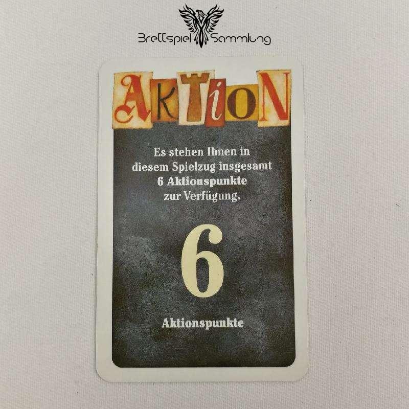 Torres Aktions Karte Schwarz Motiv #1