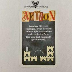 Torres Aktions Karte Schwarz Motiv #3
