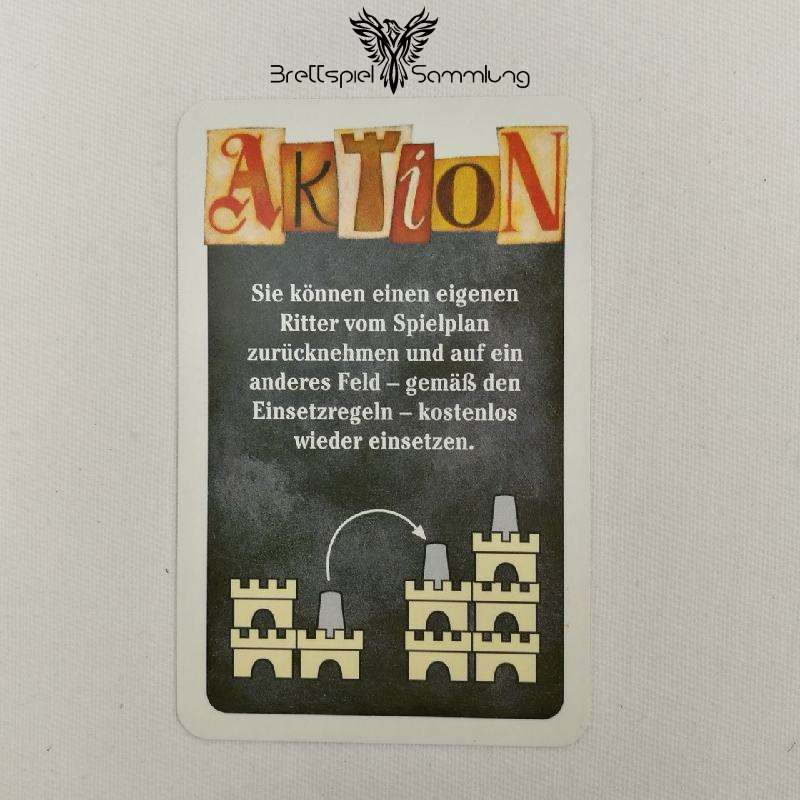 Torres Aktions Karte Schwarz Motiv #4