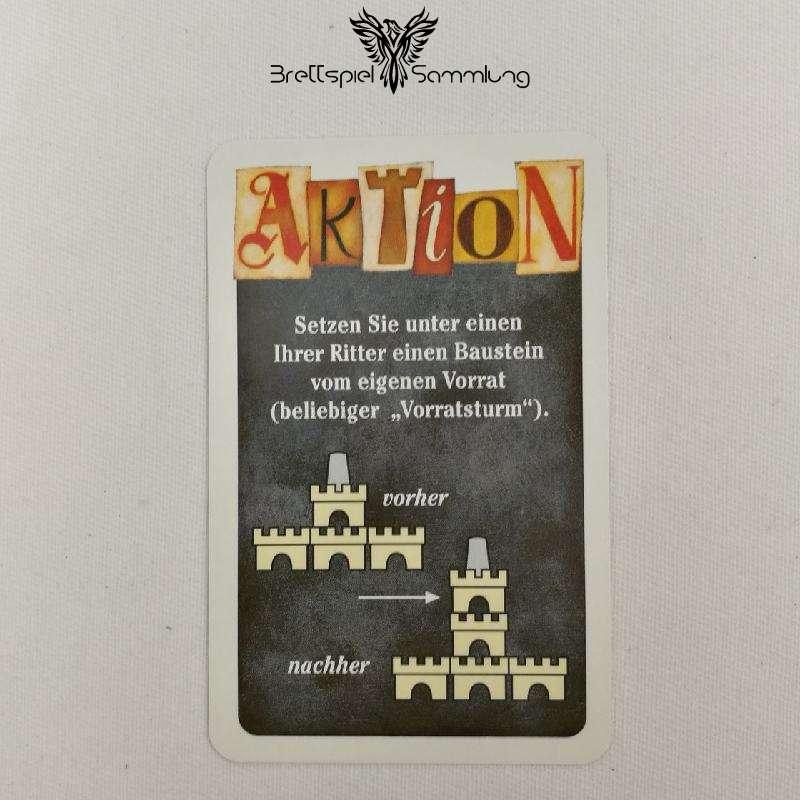 Torres Aktions Karte Schwarz Motiv #7